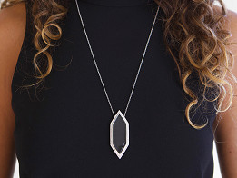 Moderne Monocle: Harlow Monocle Necklace -