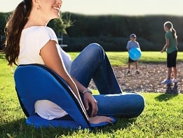 Picnic Time: Oniva Outdoor Reclining Seat + Free Display - Case of 6 -