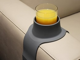 CouchCoaster: Weighted Drink Holder - Case of 6 -