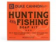 Hunting & Fishing Gift Set - Case of 4