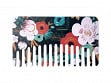 Plastic - Midnight Floral - Case of 10