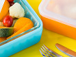Glass & Silicone Food Storage Container