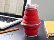 Collapsible Water Bottle - Sample