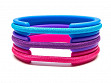Kids Multi Color 3 Pack - Pink/Purple/Blue