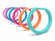 Teens Color Hair Tie Bracelet