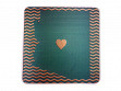 State with Heart Coasters - Arizona - Case of 6
