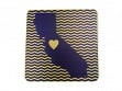 State with Heart Coasters - Florida - Case of 6