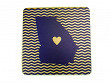 State with Heart Coasters - Georgia - Case of 6