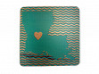 State with Heart Coasters - Louisiana - Case of 6