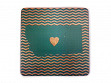 State with Heart Coasters - Montana - Case of 6
