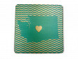 State with Heart Coasters - Washington - Case of 6