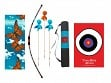 Kid-Friendly Archery Set with Quiver Bag - Monarch