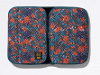 Expandable Travel Organizer - Maze of Flowers - Sample