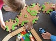 Upcycled Play Track - Set of 15 - Case of 16
