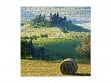 Medium Wooden Jigsaw Puzzle - Campagna Toscana