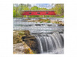 Large Wooden Jigsaw Puzzle - Red Covered Bridge