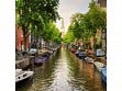Teaser Wooden Jigsaw Puzzle - Amsterdam Canal