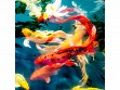 Teaser Wooden Jigsaw Puzzle - Koi
