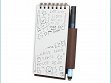 Reusable Whiteboard Notebook - Pocket - Case of 25
