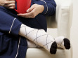 Women's Cotton 15-20 mmHg Compression Socks