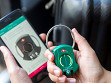 GPS Connected Smart Travel Lock