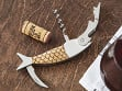 Double Hinged Fish Corkscrew - Case of 2