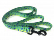 Fish Skin Print Dog Leash - Mahi Mahi