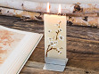 Handmade Flat Candle - Case of 7