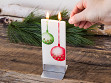 Handmade Holiday Flat Candle - Case of 7