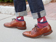 Men's Mid-Calf Socks - Case of 3
