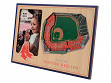 3D Stadium Picture Frame MLB Boston Red Sox Fenway Park