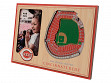3D Stadium Picture Frame MLB Cincinnati Reds Great American Ball Park