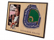 3D Stadium Picture Frame MLB Pittsburgh Pirates PNC Park