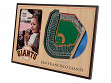 3D Stadium Picture Frame MLB San Francisco Giants Oracle Park
