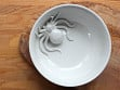 Ceramic Hidden Creature Bowl