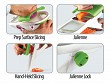Mistral Mini Mandoline Slicer & Julienne - Case of 4
