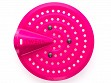 Flexible Silicon Sink Strainer - Wild Pink