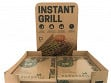 Instant Biodegradable Grill - Ready To Use Retail Display - Case of 24