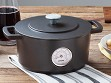Cast Iron Dutch Oven with Thermometer