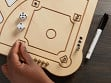 Wooden Tabletop Baseball Game - Case of 12