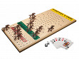 Wooden Tabletop Horseracing Game - Maple - Case of 6