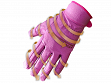 Women's Copper Infused Gardening Gloves - Small/Medium - Pink