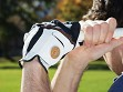 Men's Copper Infused Golf Glove - One Size - Left