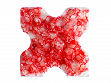 Mini Scrubber Soap Bar - Aggressive (Red) - Case of 12