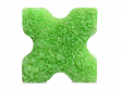 Mini Scrubber Soap Bar - Mild (Green) - Case of 12