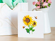 Floral Blank Cards - Case of 6