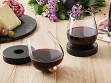 No-Spill Aerating Wine Glass - Case of 6