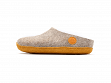 Wool Felt Slippers - Himalayan Grey - 5