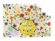 Eco-Friendly Sandwich Wrap - Busy Bees - Case of 5