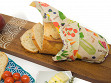 Eco-Friendly Reusable Food Wrap - Case of 5